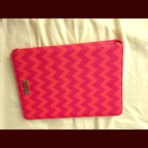 Red orange Kate Spade iPad case